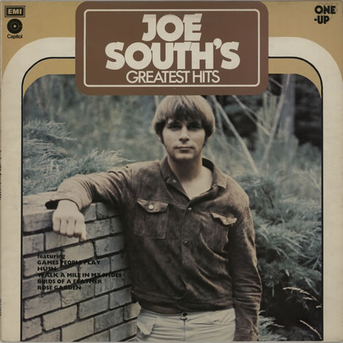 SOUTH, JOE - Joe South Album