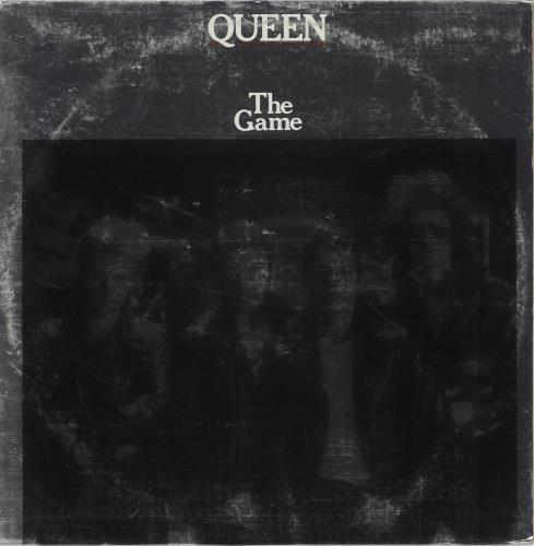 Queen - The Game - 1st
