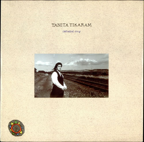 Tanita Tikaram Cathedral Song 1988 UK 12 vinyl YZ331T
