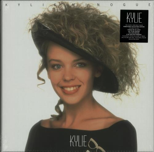 Kylie Minogue Kylie  Sealed 2015 UK box set KYLIE1X