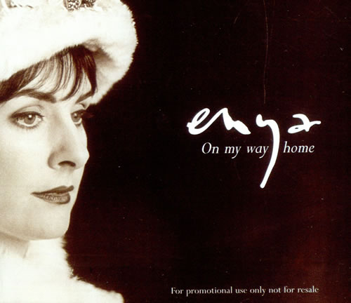 Enya On My Way Home 1996 UK CD single WEA047CDDJ