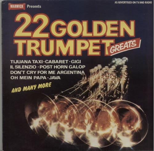 22 Golden Trumpet Greats