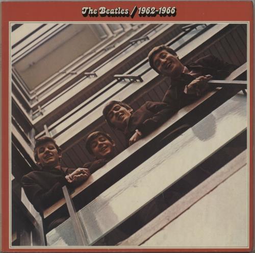 The Beatles The Beatles  19621966  Pathé 1973 UK 2LP vinyl set PCSP717