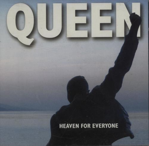 Queen Heaven For Everyone  Jukebox 1995 UK CD single CDDJUKE1
