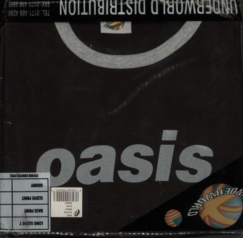 Oasis Oasis UK tshirt TSHIRT
