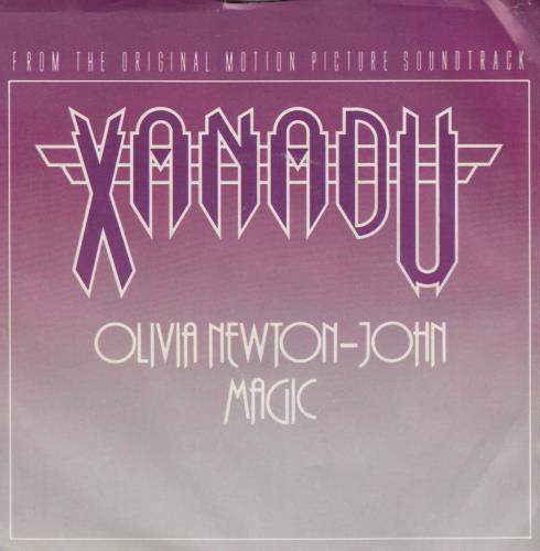 Newton John, Olivia - Magic Vinyl