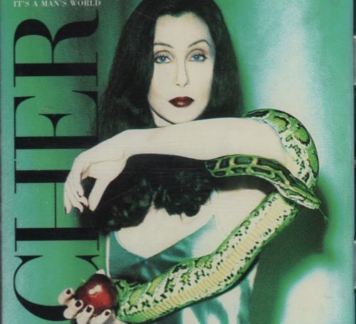 Cher - It's A Man's World LP