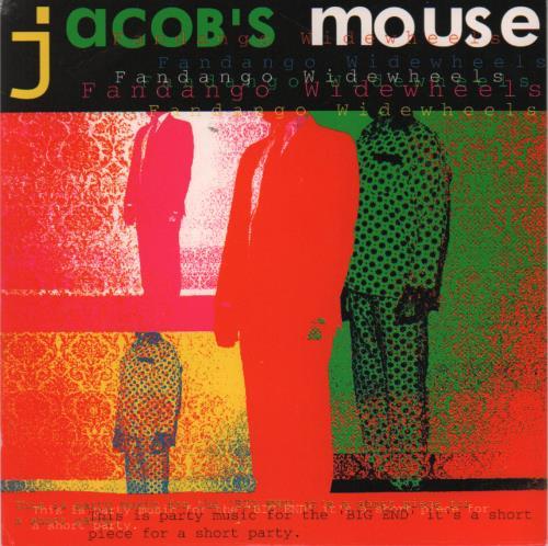 Jacobs Mouse Fandango Widewheels 1994 UK 7 vinyl WIJ32V