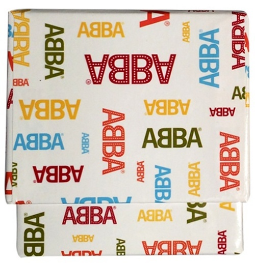 Abba Boxed Candle 2009 Swedish memorabilia CANDLE