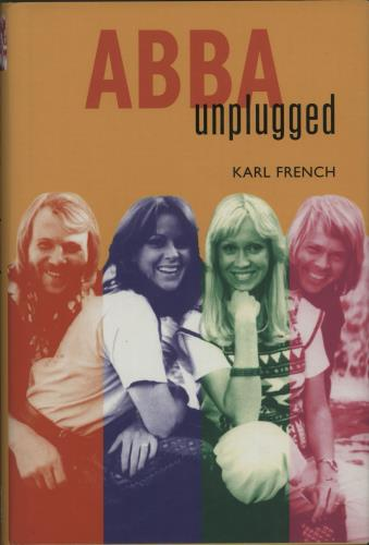 Abba ABBA Unplugged 2004 UK book ISBN074995034X