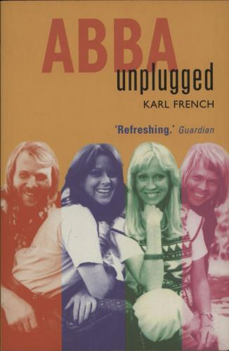 Abba ABBA Unplugged 2005 UK book ISBN0749950706