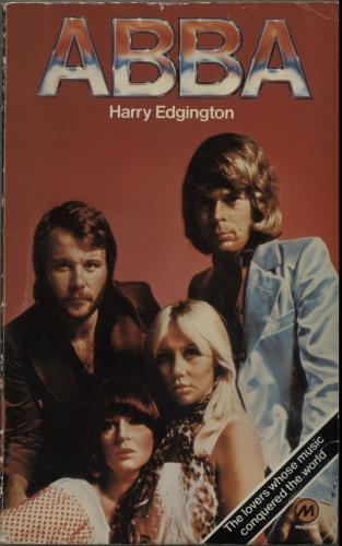 Abba Abba 1978 UK book 0417033702