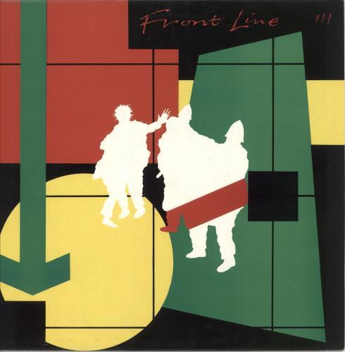 VariousReggae & Ska Frontline 3 1979 UK vinyl LP FLB3002