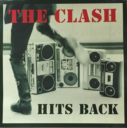 Clash - Hits Back LP