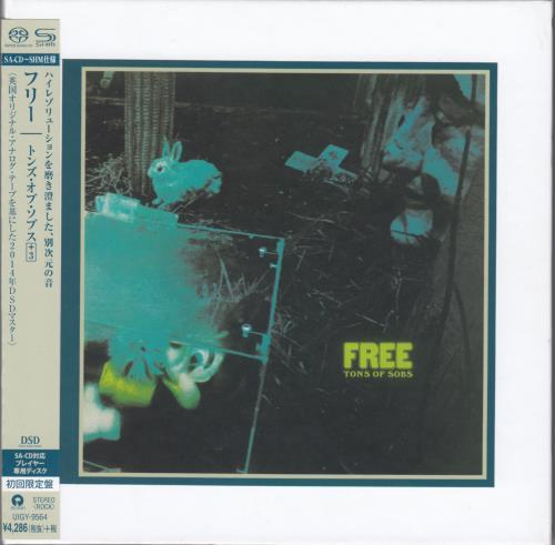 Free (Rock) - Tons Of Sobs Vinyl