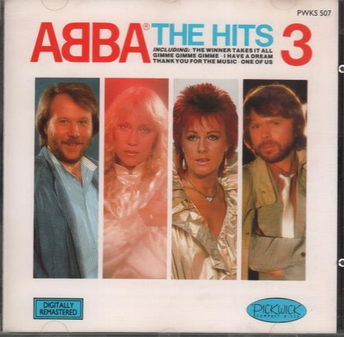 Abba - The Hits 3 - 1st