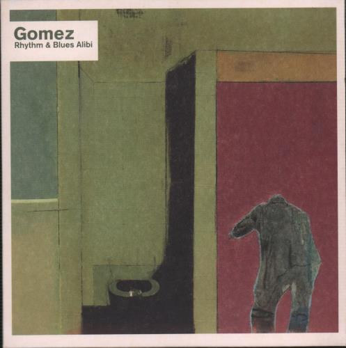 Image of Gomez Rhythm & Blues Alibi 1999 UK CD album HUTCDP114