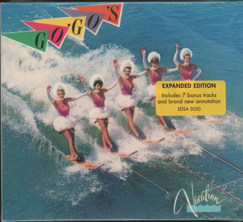 Go-Gos - Vacation - Sealed