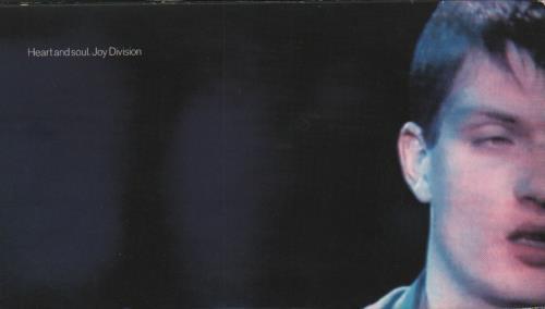 Joy Division Heart And Soul 1997 UK 4CD set 3984290402
