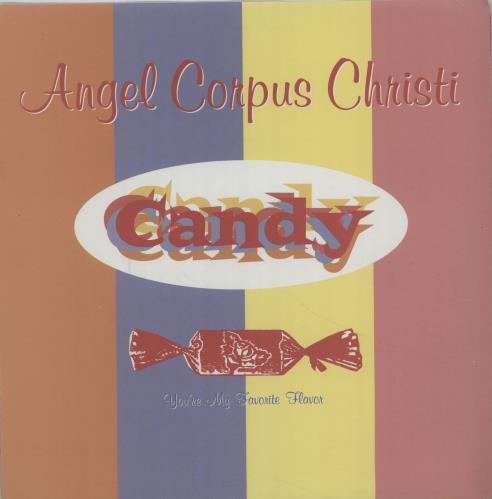 Angel Corpus Christi - Angel - White Label