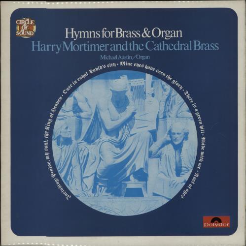 Cathedral Brass Hymns For Brass & Organ 1973 UK vinyl LP 2383242