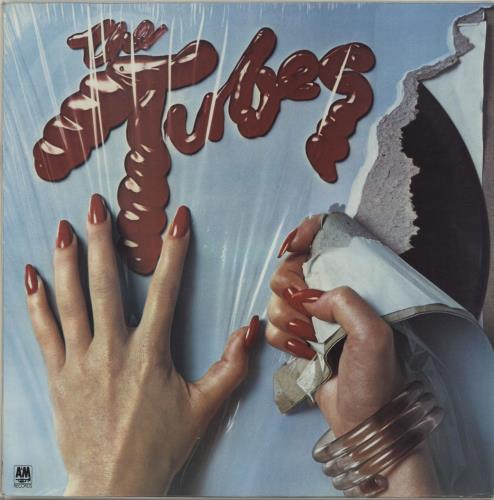 The Tubes The Tubes 1985 Spanish vinyl LP 3931614