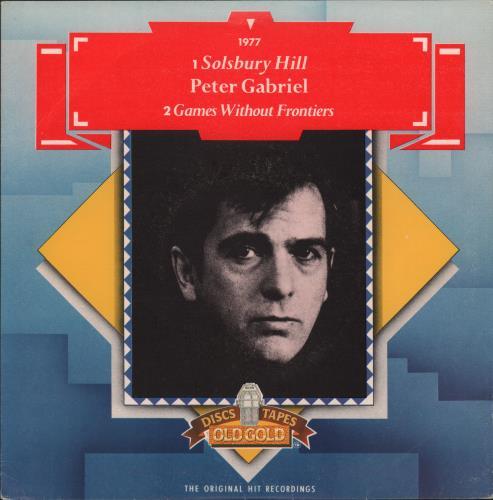 Gabriel, Peter - Solsbury Hill - P/s