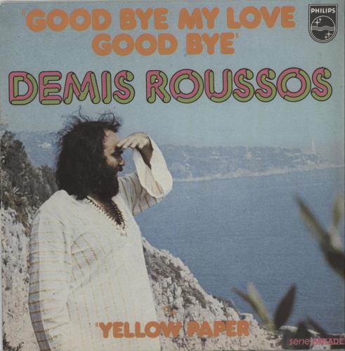 Roussos, Demis - Goodbye, My Love, Goodbye Album