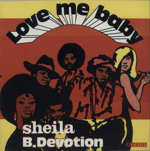 Sheila & B Devotion - Love Me Baby Record