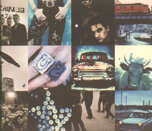 U2 - Achtung Baby - 20th Anniversary Deluxe Edition