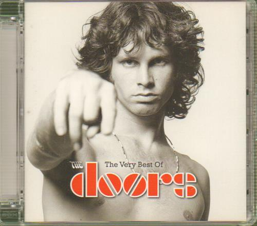 The Doors The Very Best Of The Doors 2007 UK 2CD album set 081227999582
