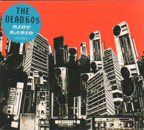 The Dead 60s Riot Radio  CD2 2005 UK CD single DLTCD2041