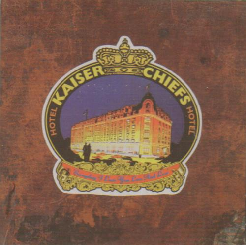 Kaiser Chiefs Everyday I Love You Less And Less 2005 UK CD single BUN94CDX