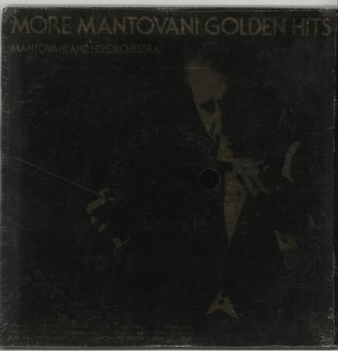 Mantovani - More Mantovani Golden Hits Album