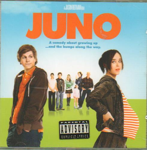 Original Soundtrack Juno 2007 UK CD album 8122799377