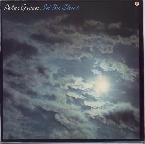 Green, Peter - In The Skies - Green Vinyl - Vg