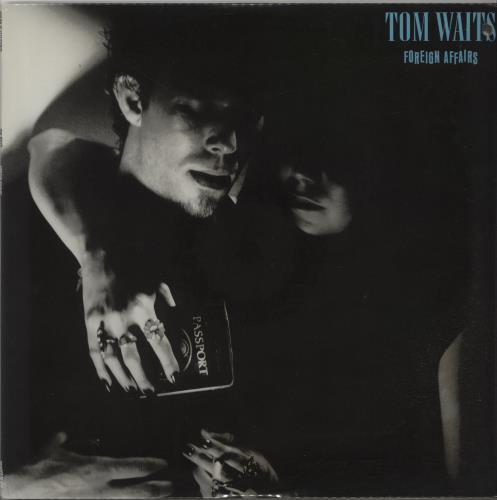 Waits, Tom - Foreign Affairs - Sealed