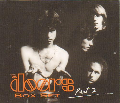 The Doors The Doors Box Set  Part 2 1998 German 2CD album set 7559622962