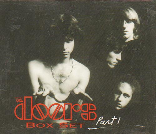 The Doors The Doors Box Set  Part 1 1998 German 2CD album set 7559622952