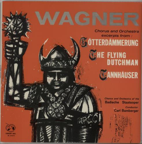 Wagner, Richard - Götterdämmerung / The Flying Dutchman / Tannhäuser
