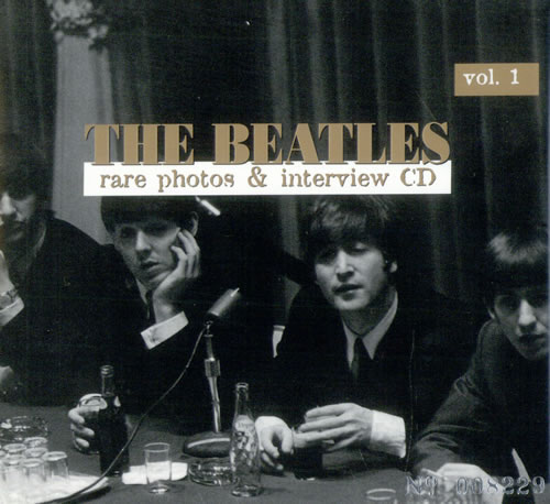 Beatles - Rare Photos + Interview Cd - Vol. 1