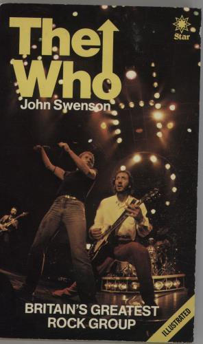 Who - The Who - Britain's Greatest Rock Group