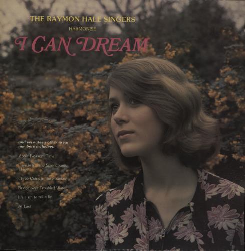 The Ramon Hale Singers I Can Dream 1981 UK vinyl LP SENS1049