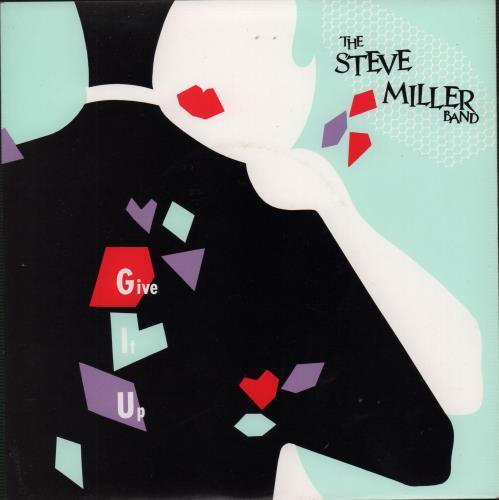 Steve Miller Band - Give It Up LP