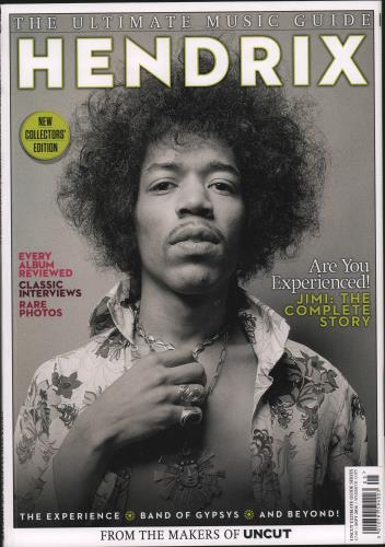 Hendrix, Jimi - The Ultimate Music Guide