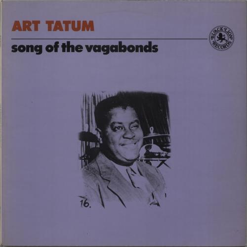 Art Tatum Song Of The Vagabonds 1976 UK vinyl LP BLP30166