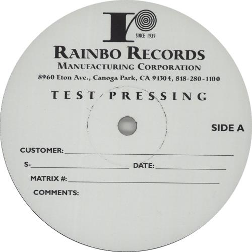 Black Sabbath - Heaven And Hell - 180gm Test Pressing