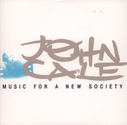 Cale, John - Music For A New Society