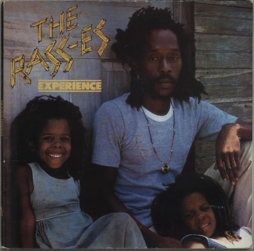 The Royal Rasses Experience 2002 Italian vinyl LP GET903