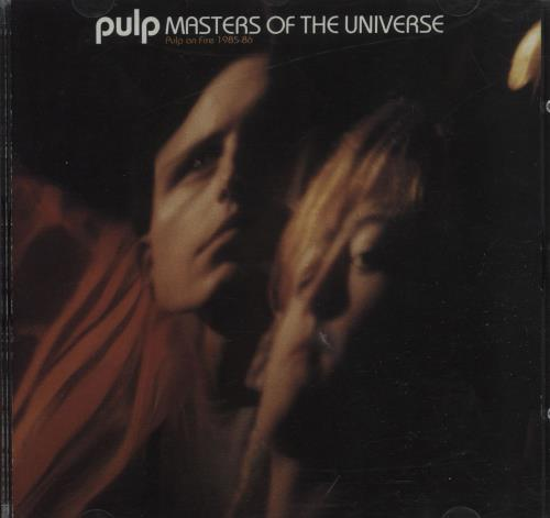 Pulp Masters Of The Universe (Pulp On Fire 1985-86) 1994 UK CD album FIRECD36